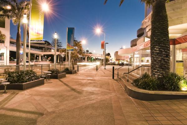 Broadbeach Mall Food Court