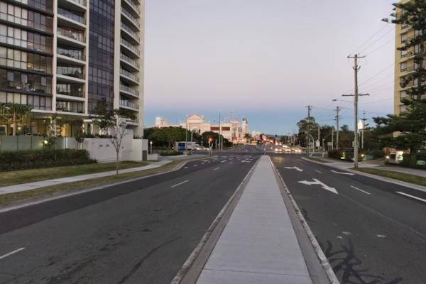 Surf Pde & Margaret Ave