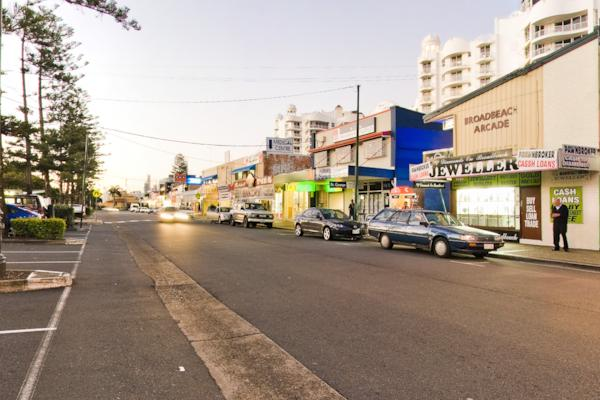 Broadbeach Shops