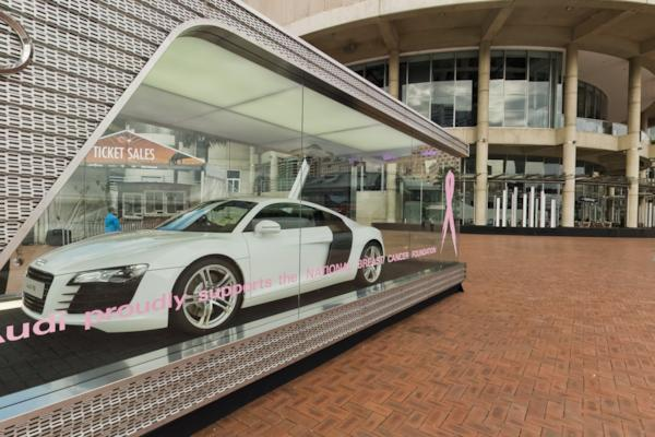 Audi A8 Boxed
