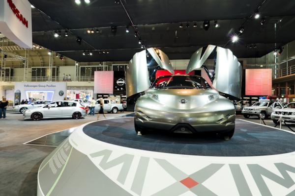 AIM - Nissan Maxim
