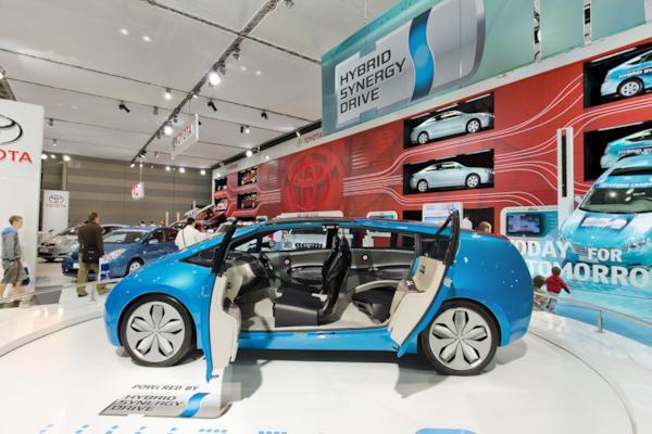 AIM - Toyota Hybrid