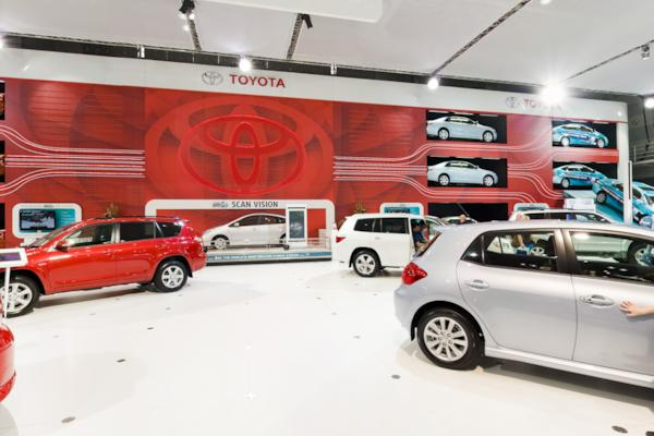 AIM - Toyota