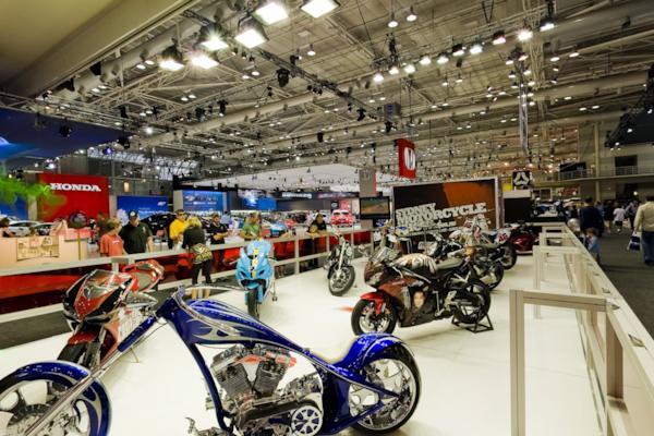 AIM - Motorbikes