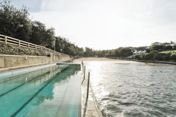 Clovelly Rock Pool