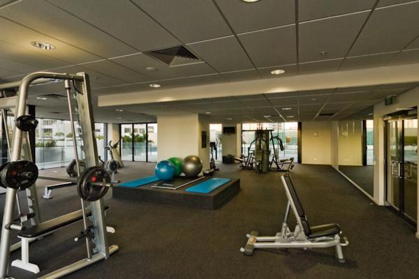 The Wave Resort - Gym