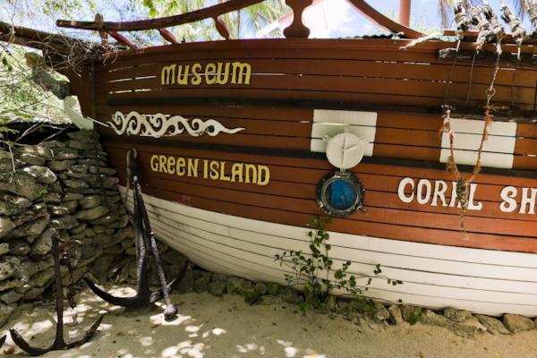 Green Island Facilities