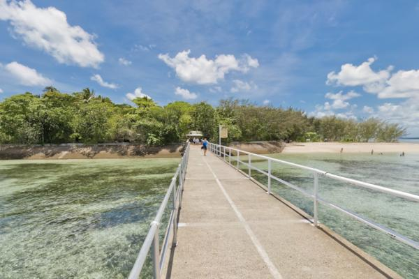 Green Island Pier