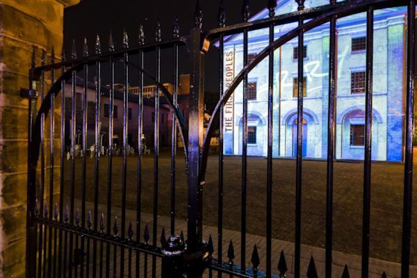 Vivid Sydney - Hyde Park Barracks