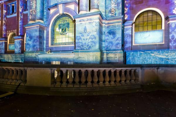 Vivid Sydney - State Library NSW
