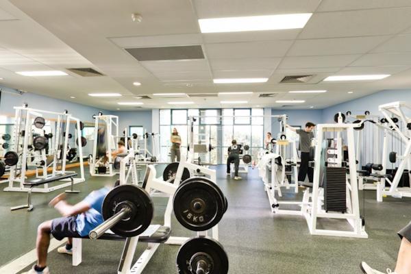 Bond Uni Gym
