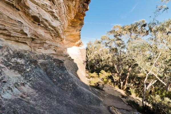 GBMWHE Wind Eroded Cave