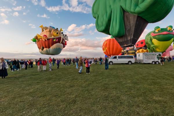 Clover Balloon