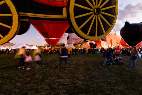 Stage Coach Balloon
