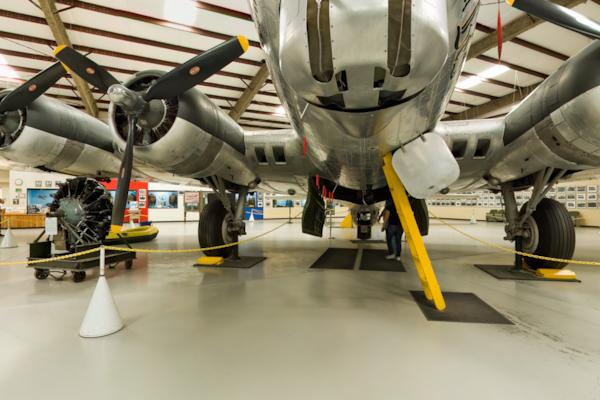 Boeing B-17 Chin Turret