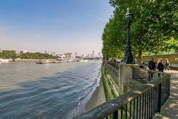 Riverside Walk, South Bank