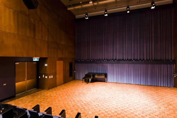 Ian Hanger Recital Hall