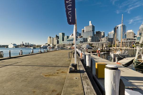 NMM Dock
