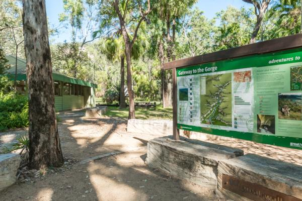 Canarvon Gorge Visitors Centre