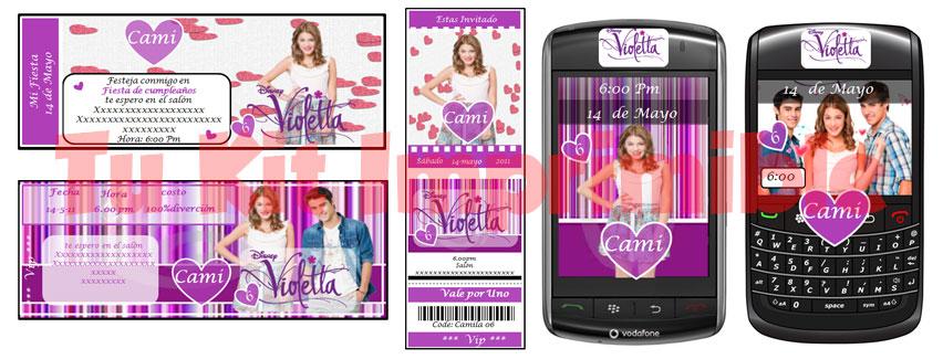 Search Results Kit Imprimible De Violetta Para Descargar - Template