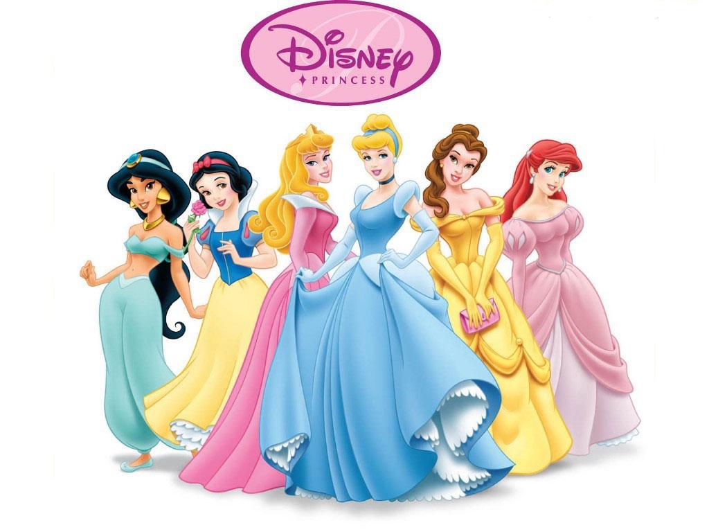 Disney Princess Characters