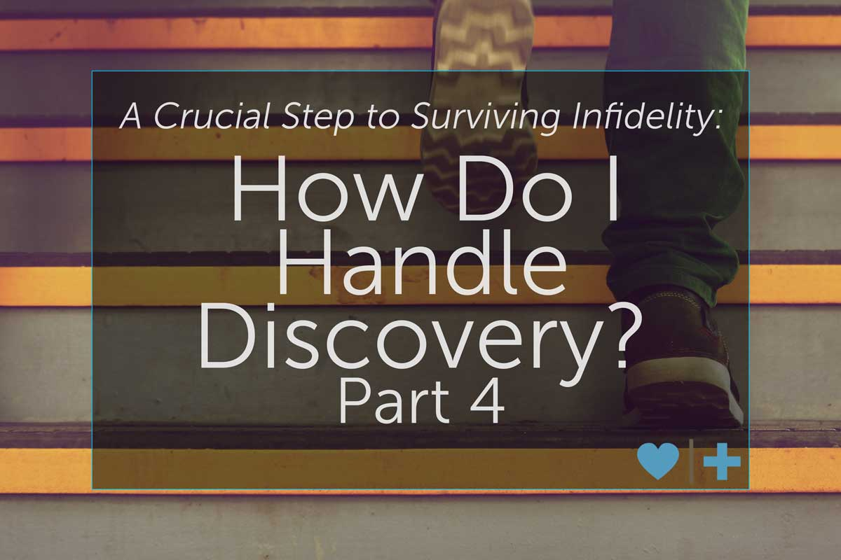 surviving infidelity handle discovery