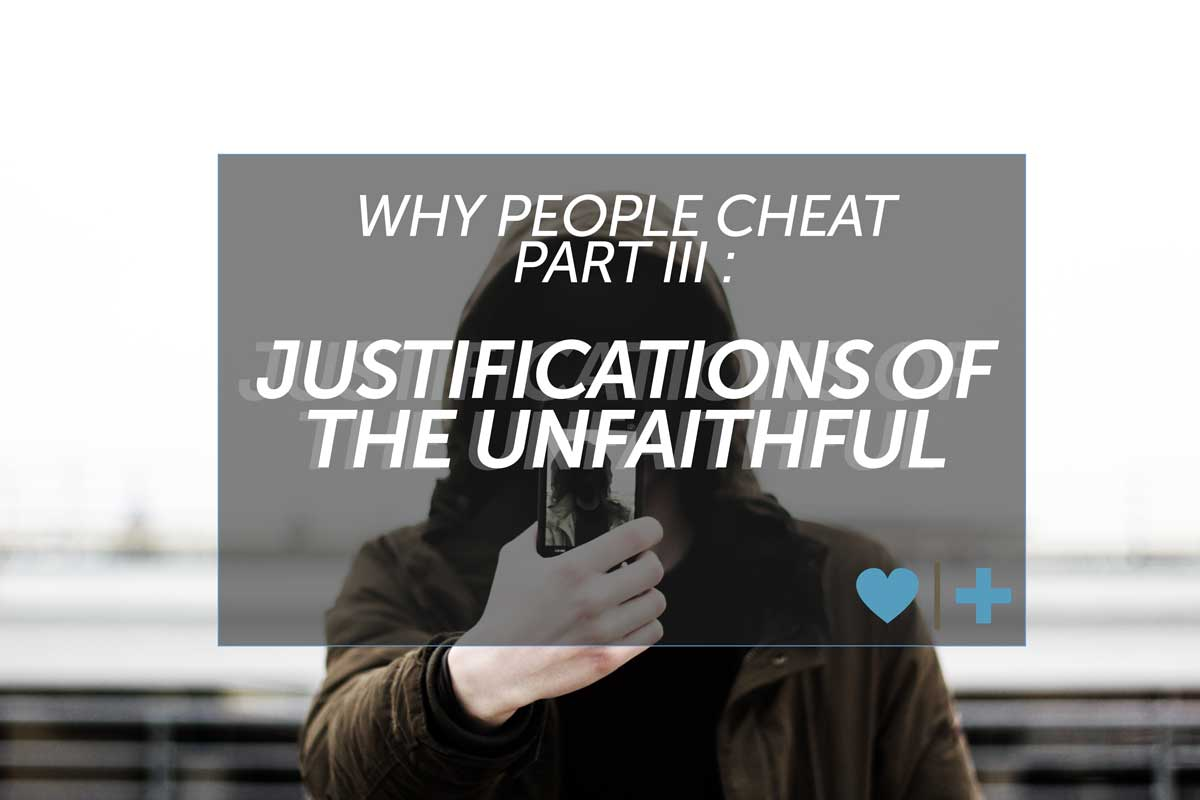 justifications of unfaithful