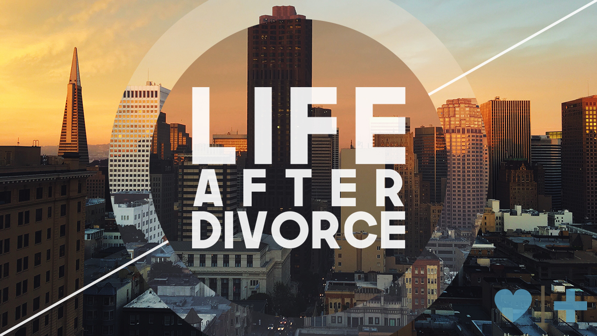 Divorce after affair
