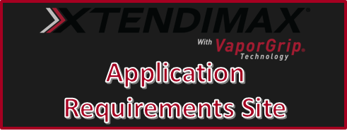 Roundup Ready Xtend Application Requirements
