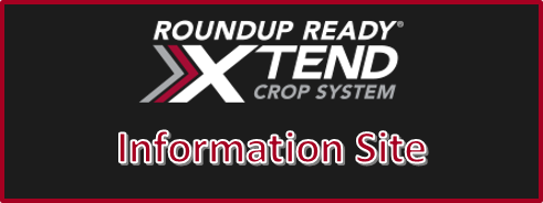 Roundup Ready Xtend Information Site