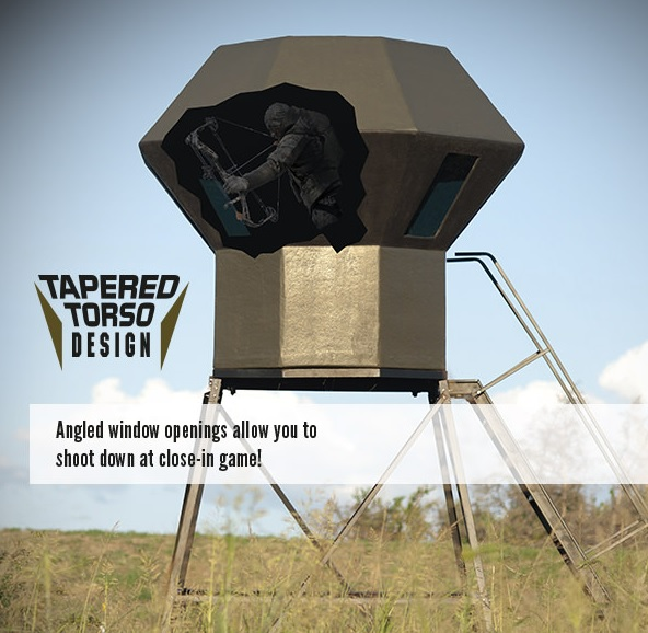 Potts Feed Store Deer Blinds And Towers