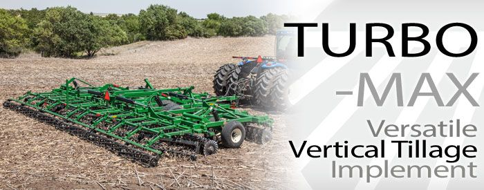 Turbo-Max Vertical Tillage