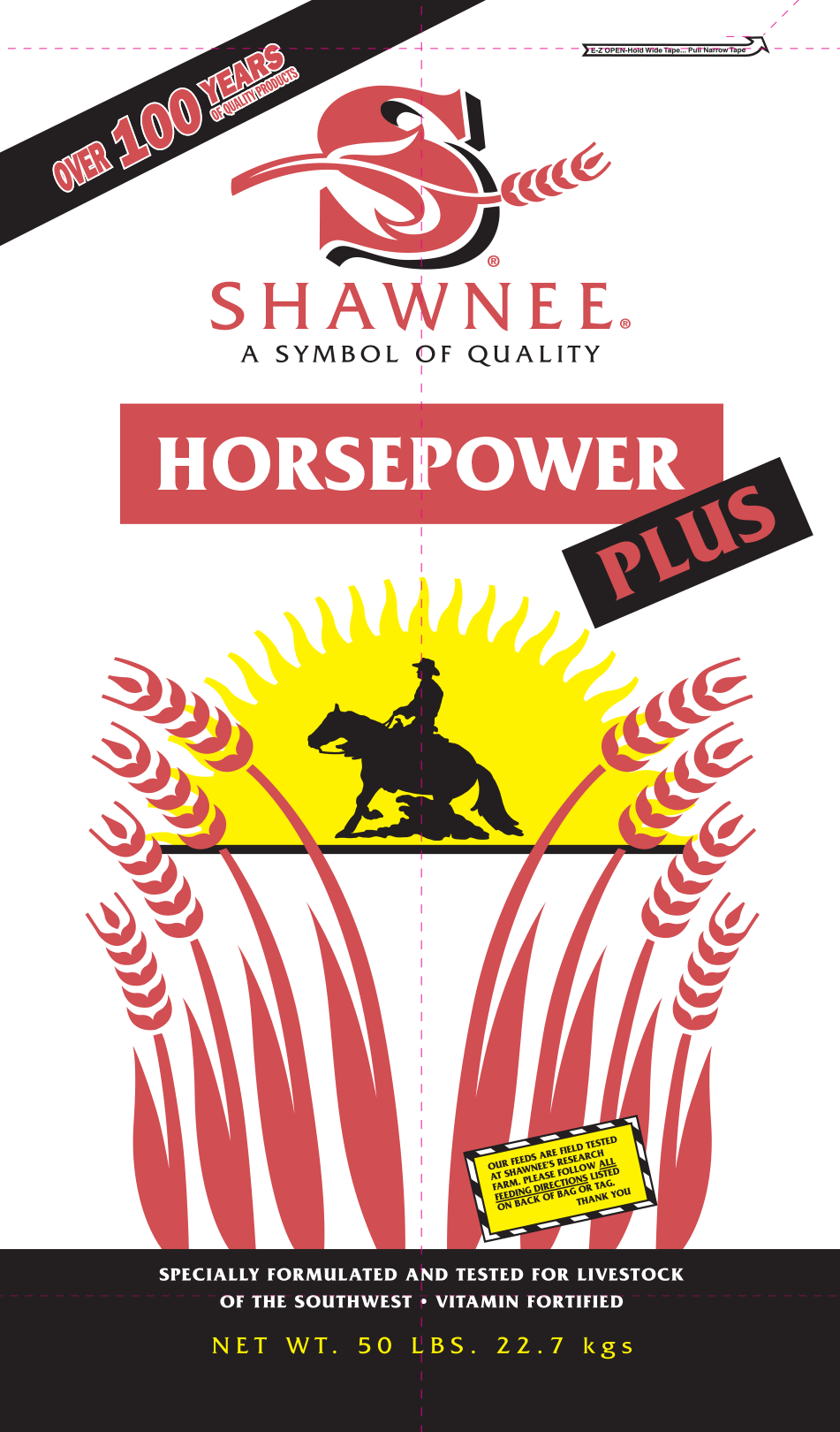 Shawnee Feed Products Horse Power Plus