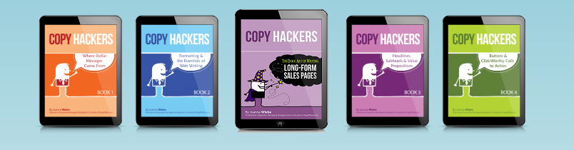 Copy Hackers 5 eBook Bundle