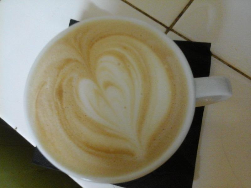 Cappucino coeur