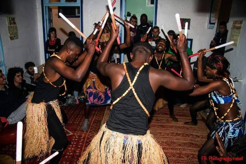 Concert africain