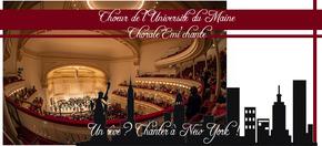 Deux choeurs sarthois au Carnegie Hall : Une messe sur un air de tango à New-York