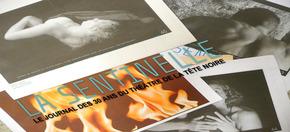 La Sentinelle : Le journal des 30 ans du Théâtre de la Tête Noire