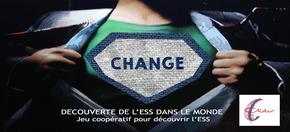 Découverte de l'ESS dans le monde : Jeu coopératif pour découvrir l'ESS dans le monde