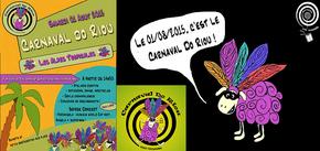 Carnaval Do Riou : Carnaval Tropicalpin populaire et solidaire