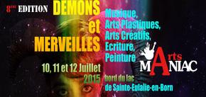 8 éme édition du Festival Arts Maniac : l'échange et la rencontre de tous les Arts