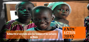 Anim'Action 2015 : Un geste, même petit, peut changer les choses !