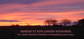 Mimine et son Jardin Sensoriel : Un jardin sensoriel accessible à tous !