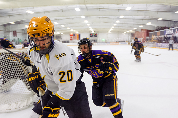 NCAA: Frederick Column - Waiting For College Hockey's Next Domino To Fall