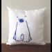 Bear Pillow Cover
