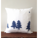 Trees Pillow Cover