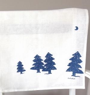 Trees Tea Towel