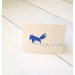 Lone Wolf Notecard