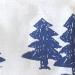 Trees Zipper