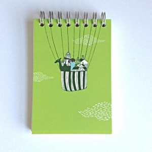 Jotter - Bright Green Balloon